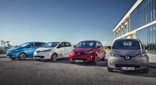 Renault Zoe will drive at the UN Climate Change Conference