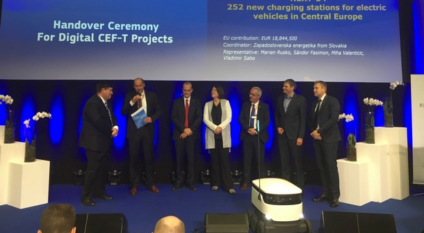 252 new fast and ultra fast charging stations to be built in Central and Eastern Europe