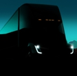 Tesla Motors introduced electric truck and roadster