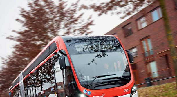 Report: Electric Buses in Eindhoven