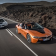 Renewed BMW i8 also as Roadster
