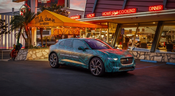 Jaguar I-Pace is almost here