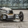 Morgan signed an agreement with Frazer-Nash to help develop company's first electric car