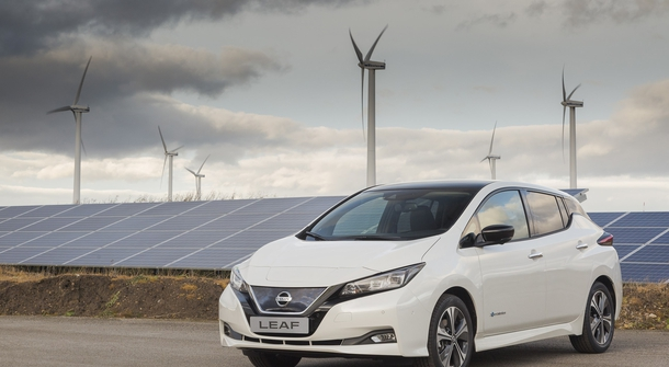 Nissan Leaf is 2018 World Green Car of the Year