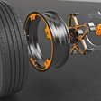 Reinventing the wheel for electric vehicles