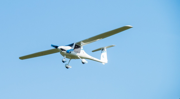 Pipistrel's Alpha Electro first electric plane to fly in Australia