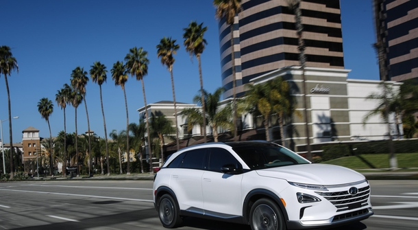 Hyundai Nexo is bringing improved hydrogen drive and more