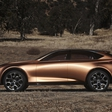 Future of luxury crossover by Lexus