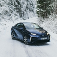 Toyota Mirai will also be sold in Canada