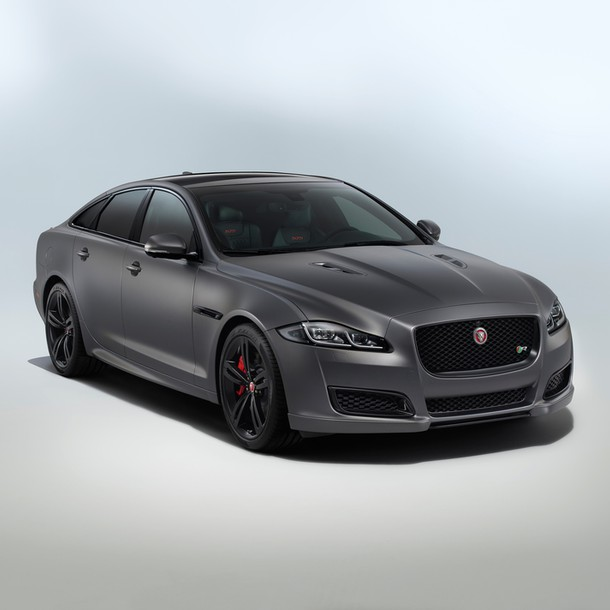 Jaguar XJ Going Fully Electric After 2019