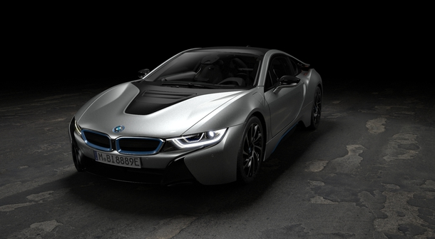 BMW announced 25 new EVs within the next seven years
