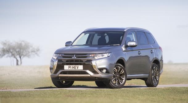 Mitsubishi sold 100.000 plug-in hybrid Outlanders in Europe