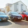 Toyota's hybrid program completely established itself