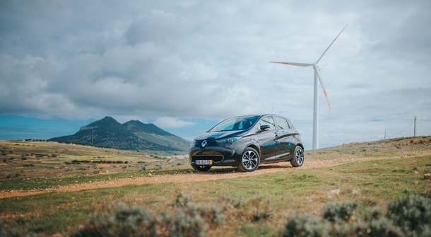 Renault about to create first so called smart island