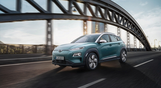 Hyundai Kona Electric is merging eco mobility and SUV