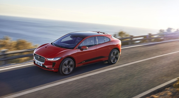 Jaguar is charging ahead electricaly with I-Pace