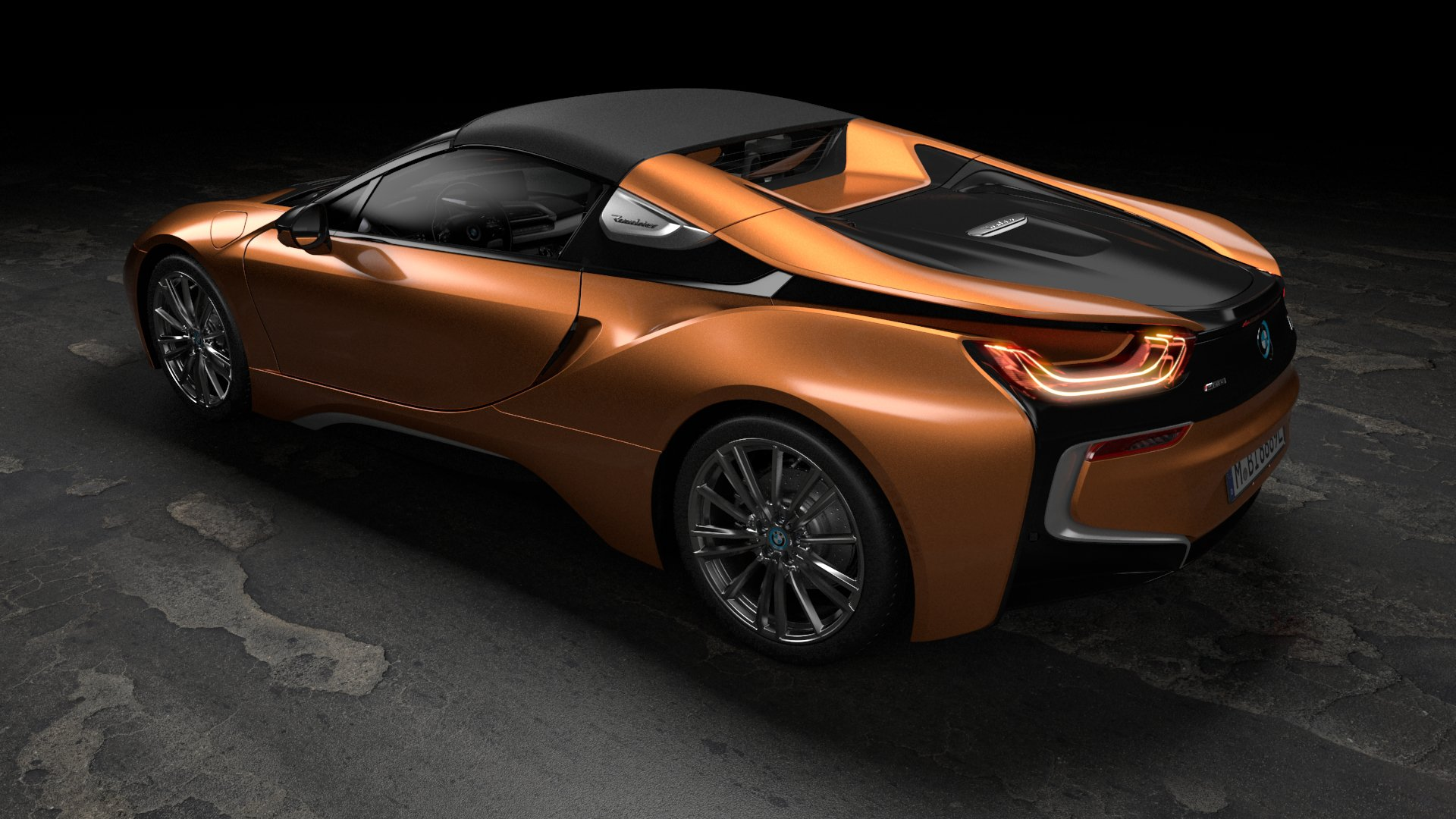 Bmw I8 Roadster Hits Production Driving Plugin Magazine Com