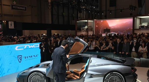 Is Rimac Concept 2 the ultimate hypercar?
