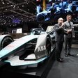Fia has revealed second generation Formula E race car