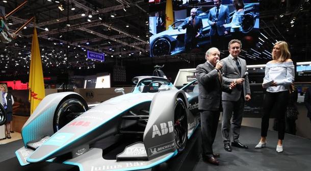 Fia has revealed second generation Formula E race car