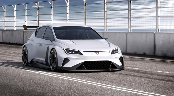 Cupra is taking the road to the electrified racing