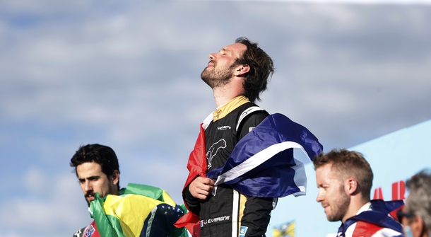 Formula E: second win for Vergne