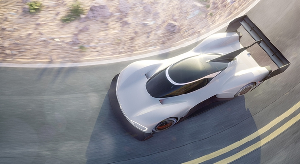 VW I.D. R Pikes Peak to participate on this year's famous race