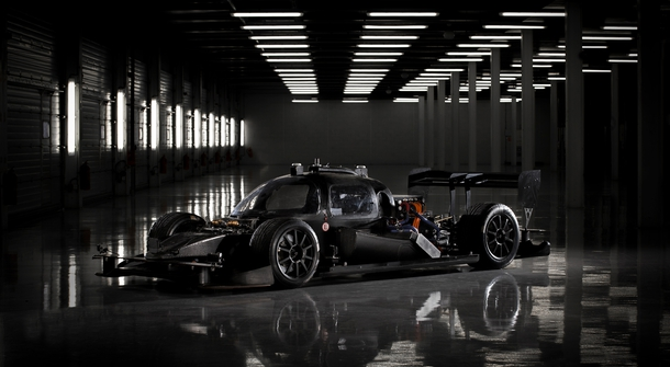 RoboRace's Devbot storms the racetrack