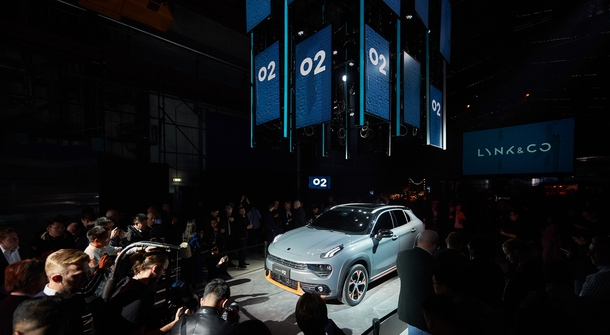 Lynk&Co announced third model of the brand in Netherlands