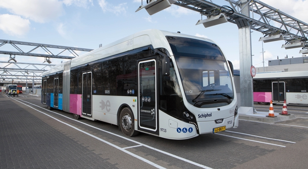 Amsterdam will have the biggest electric bus fleet in Europe