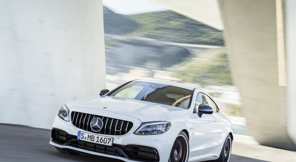Mercedes-Benz's C 63 AMG will go hybrid with next generation