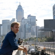 Nico Rosberg first to get behind the wheel of Gen2 Formula E racing car