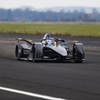 BMW iFE.18 second generation Formula E car made a successful test run