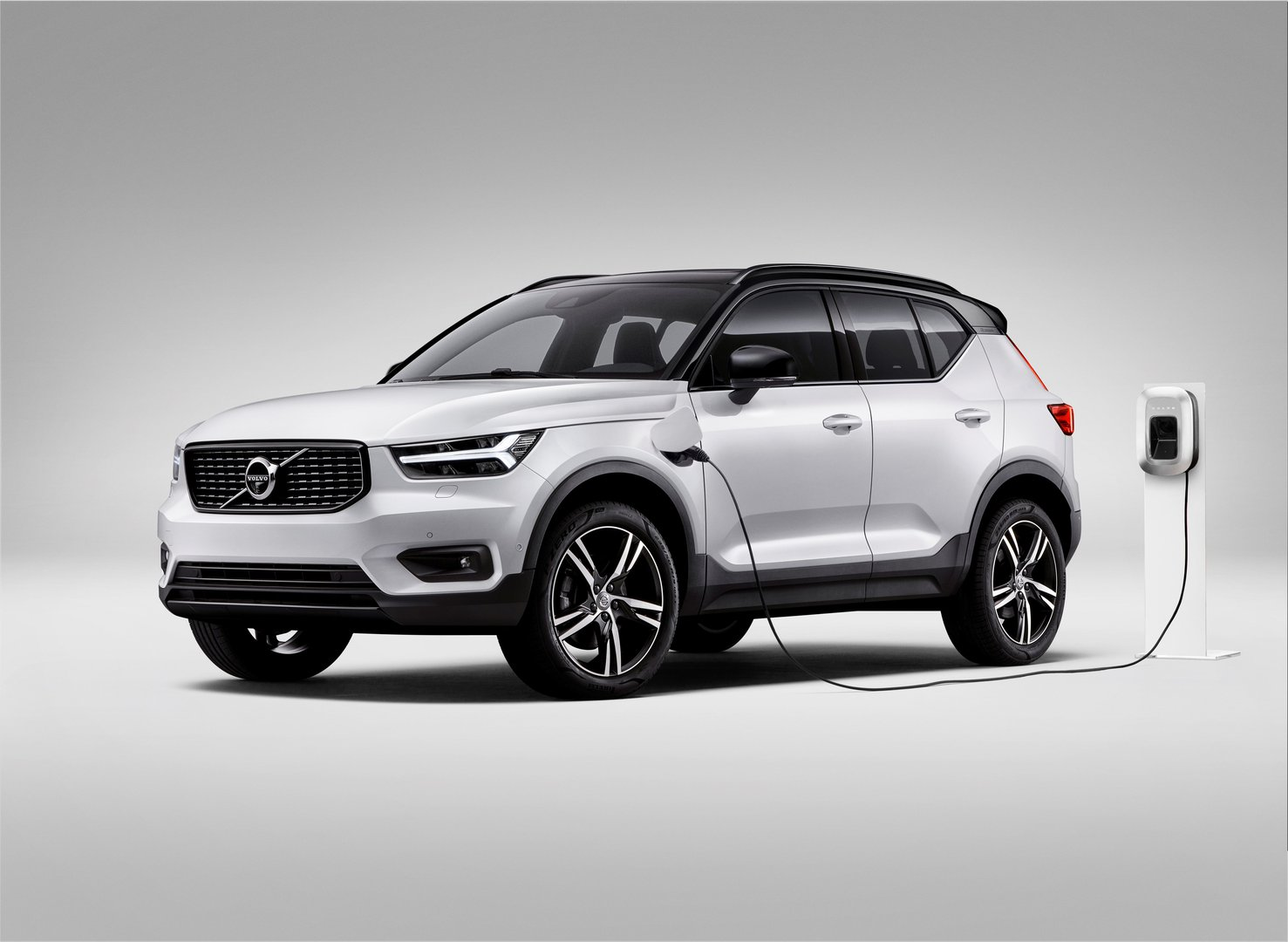 Plug In Hybrid Drive Also For The Volvo Xc40
