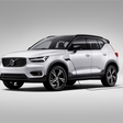 Plug-in hybrid drive also for the Volvo XC40