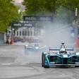 Formula E race in Paris victorious for Vergne