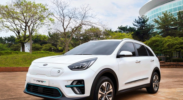 Kia reveals production-ready version of Niro EV