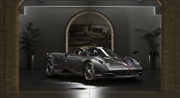 Pagani's future is going to be electric- and petrol-driven