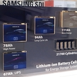 Samsung SDI announces high capacity battery cell