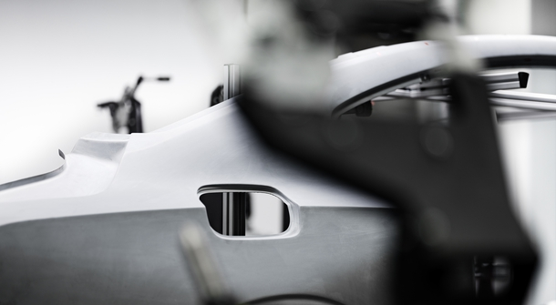 Carbon fibre has key role in Polestar 1 development