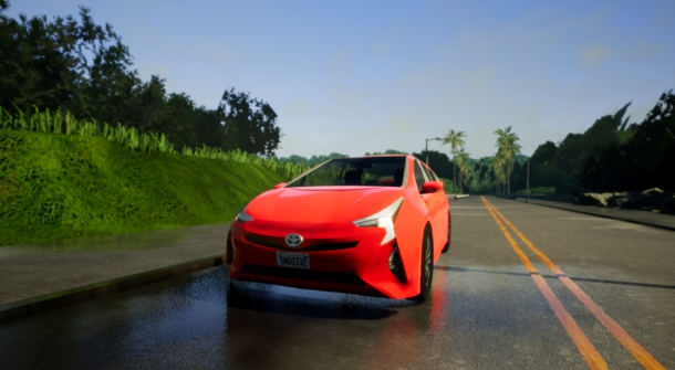 Toyota is accelerating the development of autonomous driving technologies