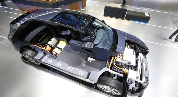Hyundai and Audi are joining facilities in fuel cell technology development