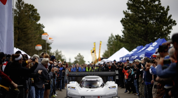 Volkswagen I.D. R Pikes Peak is the fastest car on Pikes Peak ever!