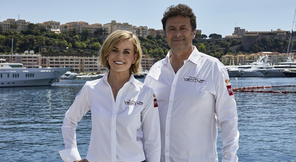 Susie Wolff became the new team principal of Venturi Formula E team