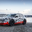 Audi moving revealing of E-tron SUV further into the future