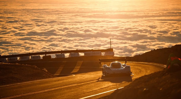 Special feature 96th Pikes Peak International Ramp