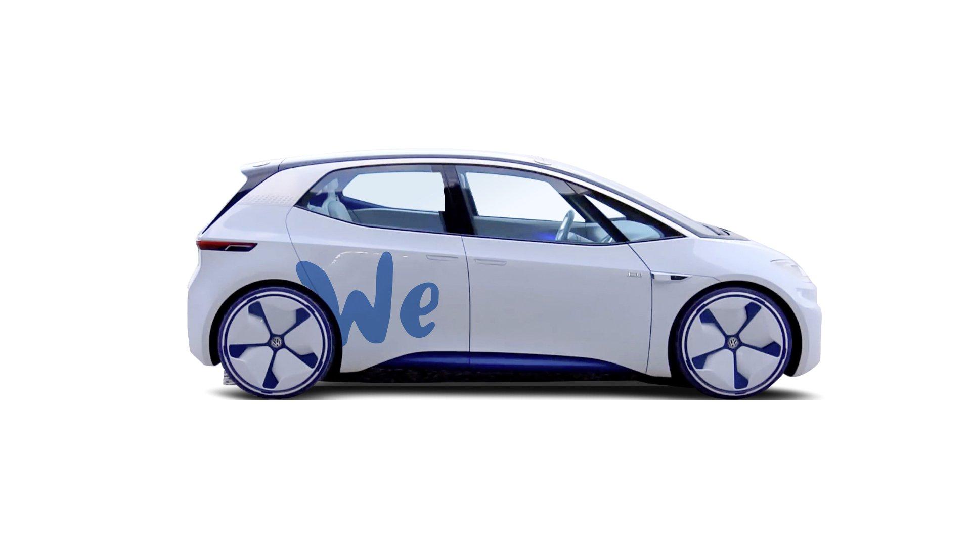 Volkswagen Company Car Scheme
