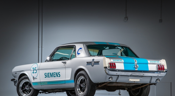 Autonomous Mustang passed its first Goodwood hill-climb…sort of