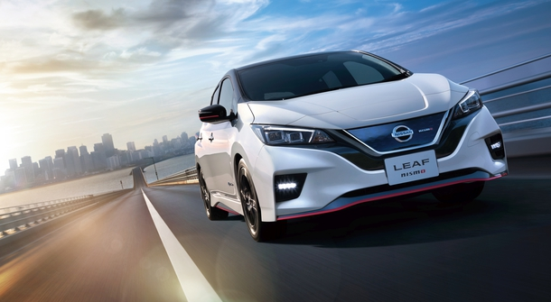 Nissan starts selling Nissan Leaf Nismo in Japan