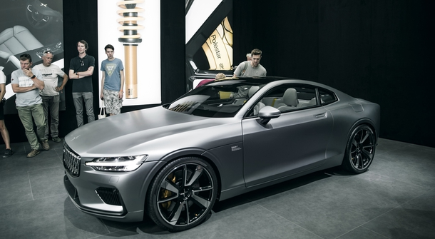 Polestar 1 will be visiting Pebble Beach